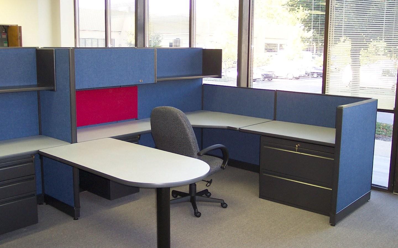Open Area Workstation