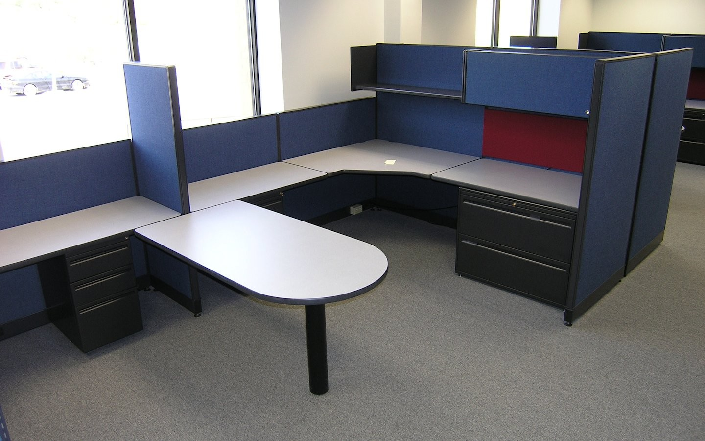 Open Area Workstations
