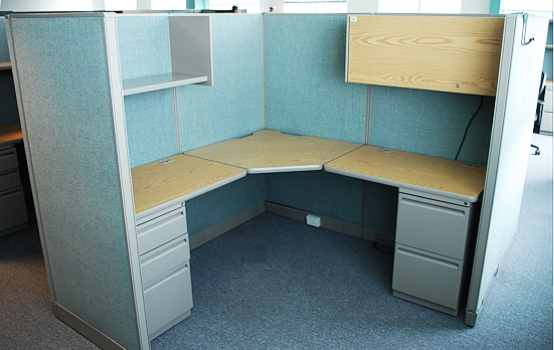 Refurbished Work Stations