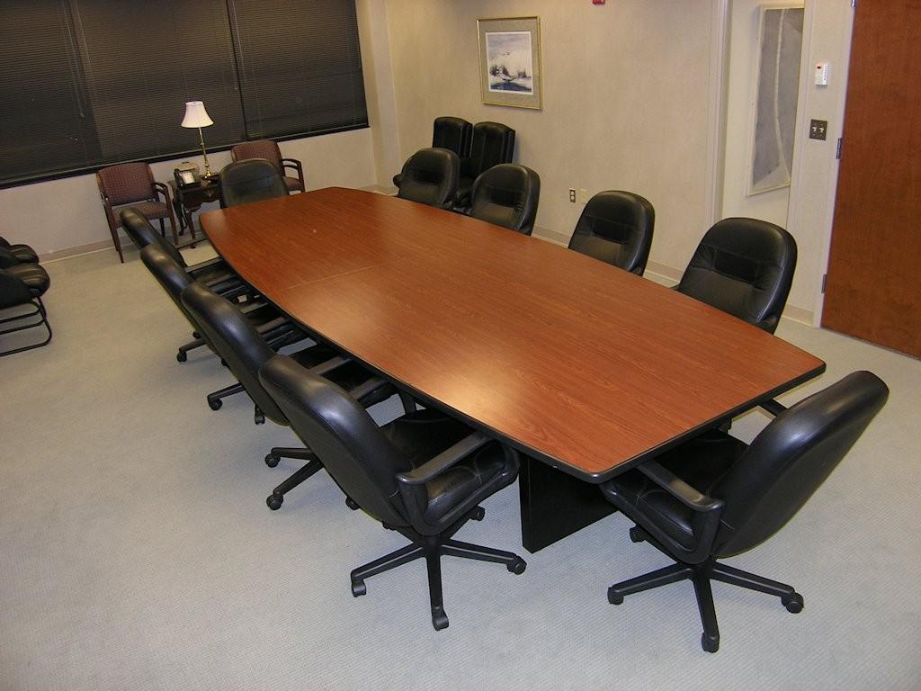 Board Meeting Boat Custom Table